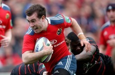 Munster must maintain motivation after dealing with European disappointment