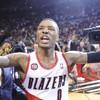 Brilliant buzzer beater sends 'Blazers to second round of NBA playoffs