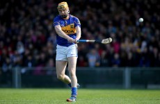 No changes for Tipperary ahead of Kilkenny clash