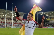 In pictures: Ulster captain Johann Muller says goodbye to Ravenhill