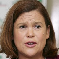 'Extremely angry' Mary Lou McDonald has not spoken with Gerry Adams since his arrest