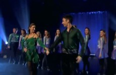 Riverdance celebrates 20th anniversary with a MASSIVE performance on the Late Late