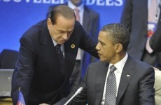 Berlusconi to Obama: Leftist Italian judges are 'almost a dictatorship'