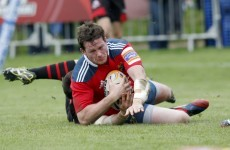 Magnificent seven for Munster as they overpower Edinburgh