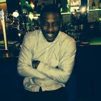 Idris Elba did a DJ set at a Dublin club last night