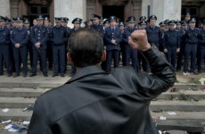 "Grief-stricken Odessa ""reeling"" after 42 die in clashes"