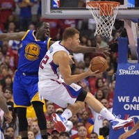 Serial jammer Blake Griffin showed some finesse to clinch Clippers' Game 7