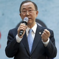 Delay on climate change action? We'll pay for that, says UN chief