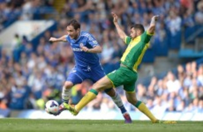 As it happened: Chelsea v Norwich, Premier League