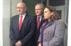 VIDEOS: Sinn Féin senior figures stand by their leader - and look ahead