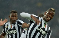 Juve are Serie A champions as Roma falter at Catania