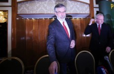 'I am innocent' and 7 other things Gerry Adams had to say tonight