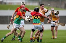 Two wins from two for Antrim as Laois start their Leinster SHC campaign with a win