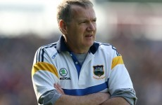 It's not good to talk as a disgruntled Eamon O'Shea reacts to Kilkenny defeat