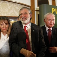 Tánaiste asks for no more comments on Gerry Adams case