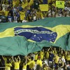 Funeral takes place of Brazilian football fan killed by toilet bowl projectile