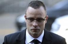 Oscar Pistorius was 'broken, desperate, pleading' after he shot Reeva Steenkamp