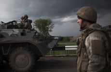 More deaths in Ukraine as fighting rages in Slavyansk