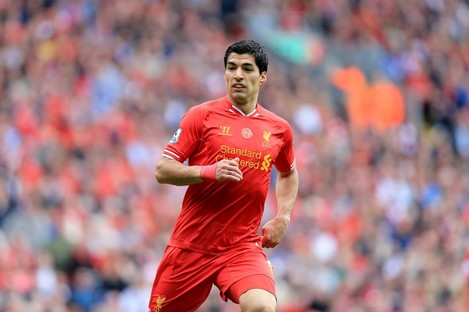 Luis Suarez is the 2013/14 PFA and FWA Player of the Year.