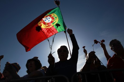 No credit line for Portugal. (File photo)