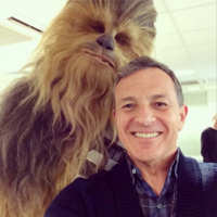 First look at what Chewbacca will look like in the new Star Wars movie