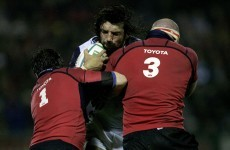 As Sébastien Chabal hangs up the beard, we relive his famous trouncing by Munster