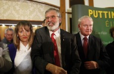 PSNI warn Gerry Adams of 'credible death threat'