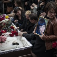 More than 30 pro-Russian rebels killed in Ukraine as violence escalates