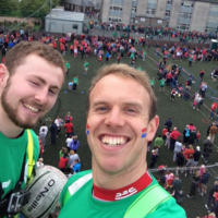 Clontarf GAA set a world record thanks to Jack McCaffrey and 1,499 friends