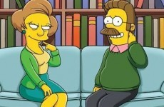 Nedna? Simpsons asks viewers to determine fate of Ned Flanders and Mrs Krabappel