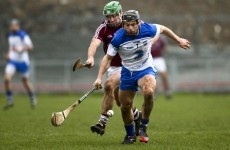 Double leg fracture and dislocated ankle mean 2014 season is over for Waterford's Philip Mahony