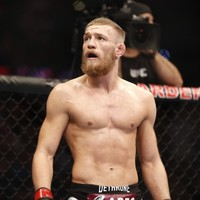 'As soon as he steps off the plane, he's stepping onto a battlefield' - McGregor