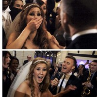 Here's the brilliant moment Gary Barlow surprised a fan at her wedding