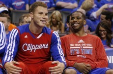 Chris Paul put on a show last night with eight (EIGHT!) three-pointers against OKC