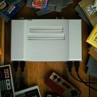 Nintendo's classic NES gets a classy aluminum redesign