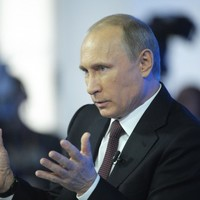 Putin has banned the F-word from Russian films and plays