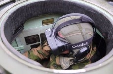 The Norwegian army is using Oculus Rift headsets to drive their armoured vehicles