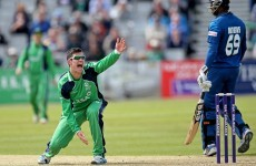 Sri Lanka beat Ireland by 79 runs at Clontarf