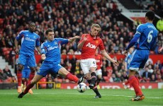 18-year-old James Wilson scored TWICE on his Man Utd debut tonight