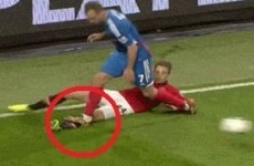 David Meyler in danger of missing FA Cup Final if banned for this Januzaj 'stamp'