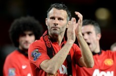 Was this goodbye? Giggs says he's still undecided on Man United future