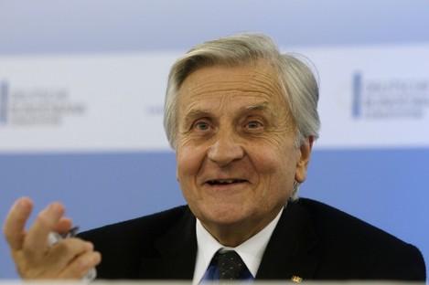 Jean-Claude Trichet (File photo)