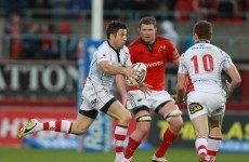 Ulster sign up Ian Humphreys (again) to challenge for Paddy Jackson's number 10 spot