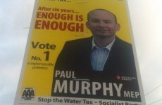 MEP will be fined up to €4,500 for putting up posters before he was supposed to