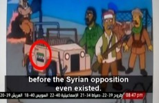 Egyptian TV claims The Simpsons predicted the Syrian civil war