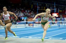 'It's frustrating to have only four medals, there's one missing' -- Derval O'Rourke
