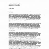 'Dear Enda....' Here is Alan Shatter's resignation letter