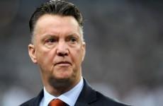 'I would love the Man United job,' admits Van Gaal