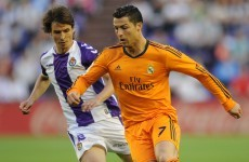 Real Madrid draw, Ronaldo is injured and La Liga title hopes damaged