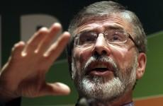 Gerry Adams makes formal complaint about Antrim police interrogation